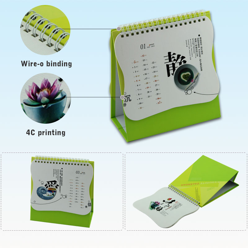 Creative Table Calendar Ideas : Your need fiscal world planning creative desk calendar