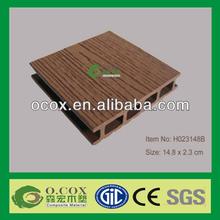Wood Plastic Composite (WPC) Outdoor Deck tiles