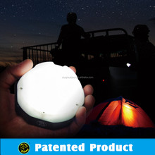 outdoor led strong light flashlight / powfule home light/ camping fishing light