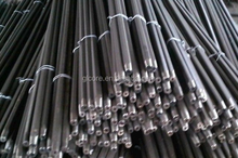 Hex22 hollow drill steel for coal and rock mining B22