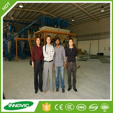 INNOVIC Tire Recycling Machine Replace Machines Used for Off Road Tire 22.5 Truck Tire