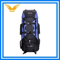 Outdoor Backpack Large capacity mountaineering bag Cycling knapsack Camping Large Backpack