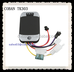 COBAN gps tracker mobile phone google map tracking gps tracker for car and motorcycle