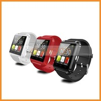 "New arrival bluetooth watch smart watch, WristWatch U8 watch, U Watch 1.48"" TOUCH SCREEN LCD/LED SMART WATCH U8 bluetooth"
