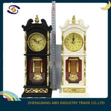 quartz antique mantel floor clocks,antique pendulum wall clock