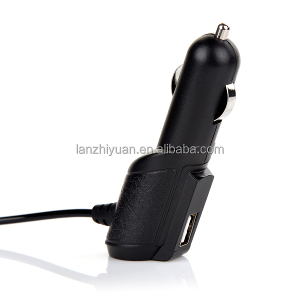 Mobile phone accessories manufacturer 2.1A universal car charger 2100ma car mobile charger