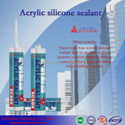 Chinese coloured silicone sealant/food safe silicone sealant
