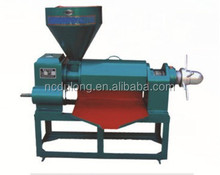 Workshop or product line usage automatic mini oil press machine
