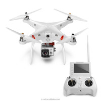 Perfect helicopter Aircraft Professional Aerial Photo Ghost Quadcopter RC Drone with Camera