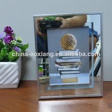 plata por encargo sello de álbumes de fotos fotos en línea de extrusión de aluminio diploma de marcos de fotos del álbum