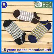 Half cushion thick 100 percent cotton socks for men