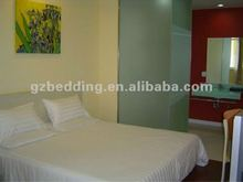 guangzhou hotel bed set and beddings