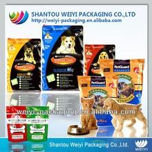 Pet food packaging bag/aluminium foil bag for pet food