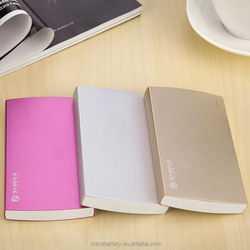 External Battery USB Portable Mobile Power Bank/ the best portable power bank 5000mAh Capacity