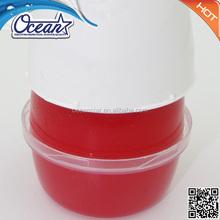 Customerized gel air freshener/fine quality gel air freshener for home/natural air freshener for hotel