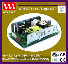 UL CE Approved universal input 24v dc regulated switching power supply