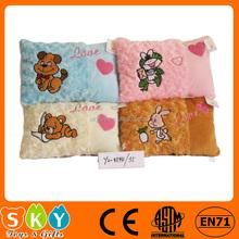 plush stuffed animal turns into pillow