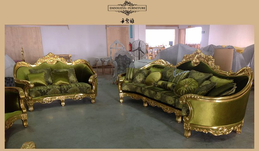 China Gold Supplier Danxueya Oem Odm Factory Arabic Majlic Antique Sofa Furniture Buy