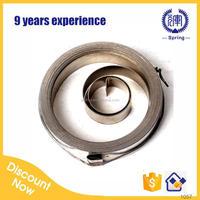 Weihui OEM flat steel spring manufacturer for rewind cord spring free sample