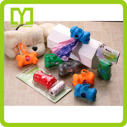 JINHUA low price hot selling high quality customized plastic dog poop roll bag