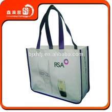 cheap printing best quality custom pp non woven shopping bag