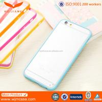 For Iphone 6 plus TPU+PC combine bumper case