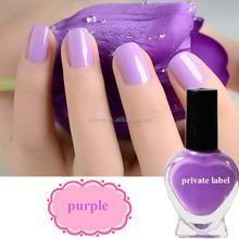 high quality natural nails polish cosmetics wholesale