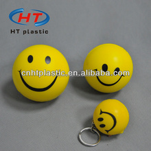 HTPU001 Hot Sales For Promotion Smile Anti Stress/Anti Stress Ball/Anti Stress Toy