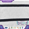 Hot sale 2016 100% Polyester slub stripe fabric wholesale