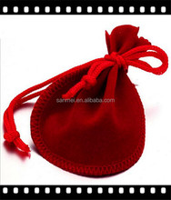 2014 fashion luxury gift velvet bags/pouch