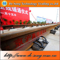 60kg railroad steel rail