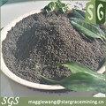 Dap 18-46-0 de color marrón oscuro de fertilizantes de fosfato granular