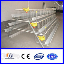 2015 New !!! Poultry Farm automatic chicken layer cage for sale in philippines (manufactory)