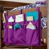 Bedside hanging bag organizer,bedside caddy,bedside storage bag