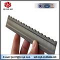 Dentadas de acero rejas con plana / bares / planos bar grating