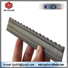 Serrated Steel Grates with flat Bars/ flat bar grating
