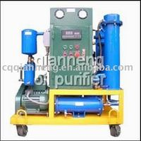 TYB Fuel oil and light oil Treatment Purifier