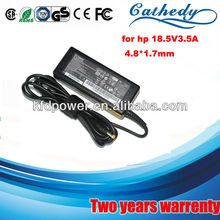Laptop Charger Best Buy For HP Ac Adapter Output 18.5V3.5A Dc 4.8*1.7mm