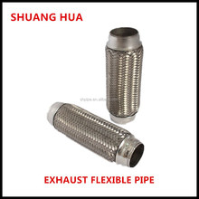car bellows, manufacturing auto stainless steel exhaust system parts