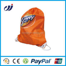 China wholesale Purple Heart Essentials Cinch Sack With Drawstring Closer laundry bags eco friendly shopping bags