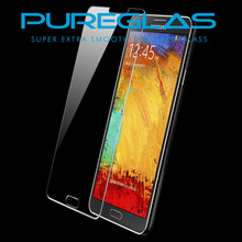 Anti fingerprint scratch-resistand Glass screen protector For Samsung Note 3 N9000,screen tempered Glass