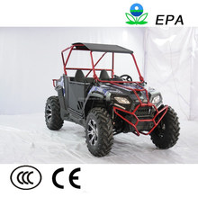 Factory shaft drive off road 250cc gas hunting buggy