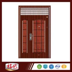 German style structure home design steel door