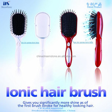 New Product 2014 Innovation Electric Personalized Hair Brush Personal Hair Care Active Ion Cheap Hair Brush