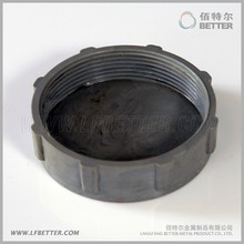reducing bushing connector for electrical metal tube