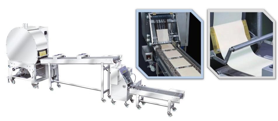 anko automatique haute capacit machine cr pe produit de. Black Bedroom Furniture Sets. Home Design Ideas