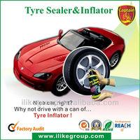 china high quality fix a flat tire sealant