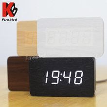 Fashional rectangle led display promotional gift item for men
