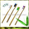 2015 most selling oem disposable bamboo denture toothbrush