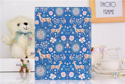 So beautiful sublimation case for iPad 2 3 4 case